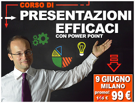 Corso di Presentazioni efficaci con Power Point