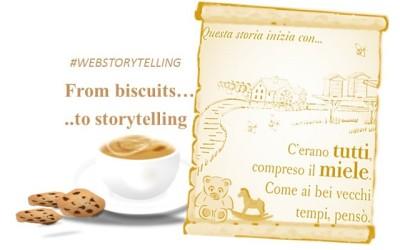 Web Storytelling – Ma allora anche le nostre nonne facevano storytelling off-line quando ci raccontavano le favole?