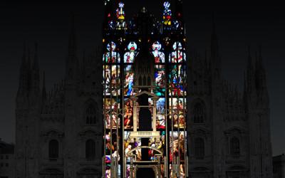 Duomo di Milano: Modellazione 3D e Animazioni – spettacolo di video mapping 28/02/12