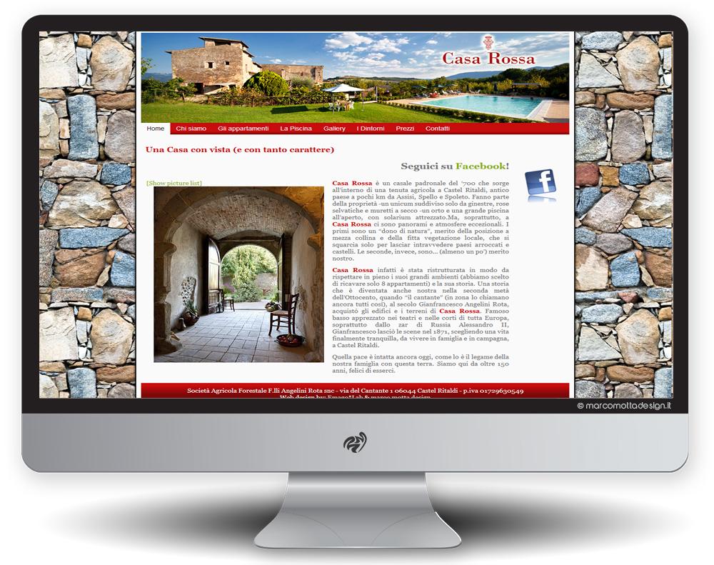 Agenzia creazione siti web progettazione siti internet marco motta design - Siti design casa ...