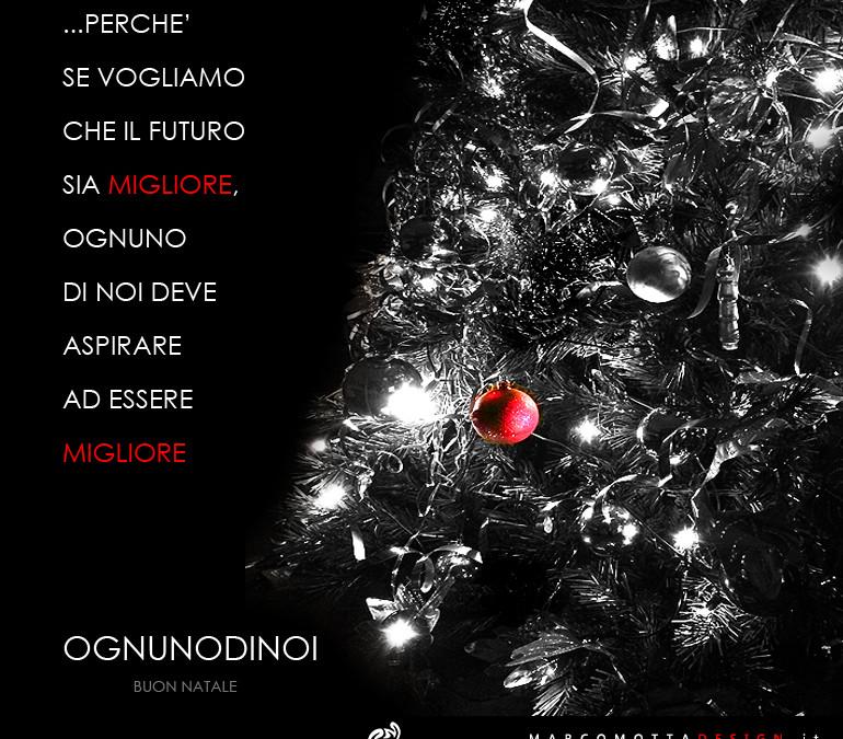Cartolina Natale biglietto auguri 2015